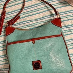 Dooney & bourke purse satchel